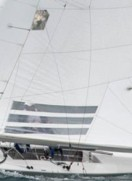 Фото яхта под парусом