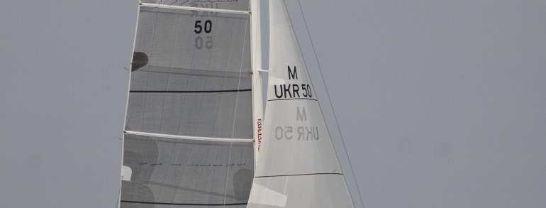 К спортивным победам на парусах KSAILS